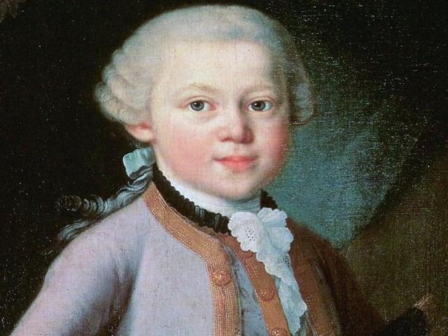 Wolgang Amadeus Mozart fu profondamente innamorato di Napoli-1