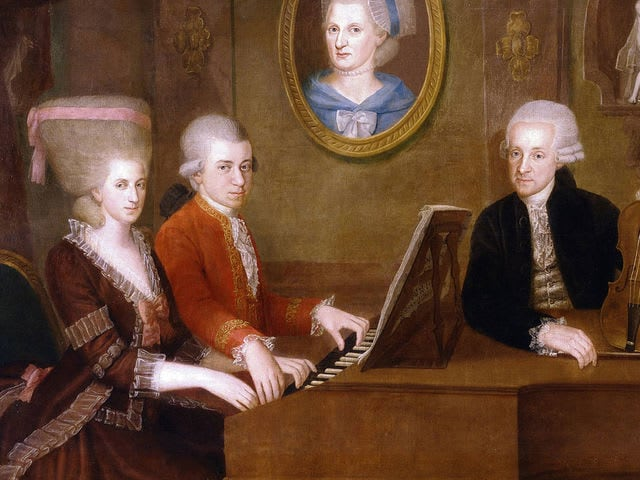 Wolgang Amadeus Mozart fu profondamente innamorato di Napoli-2