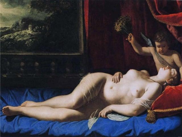 Artemisia Gentileschi-3 opere associate a 3 brani hip-hop-2