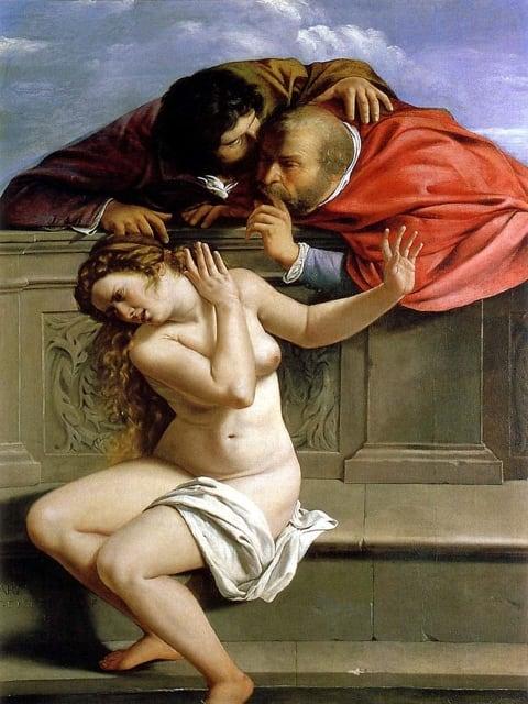 Artemisia Gentileschi-3 opere associate a 3 brani hip-hop-3