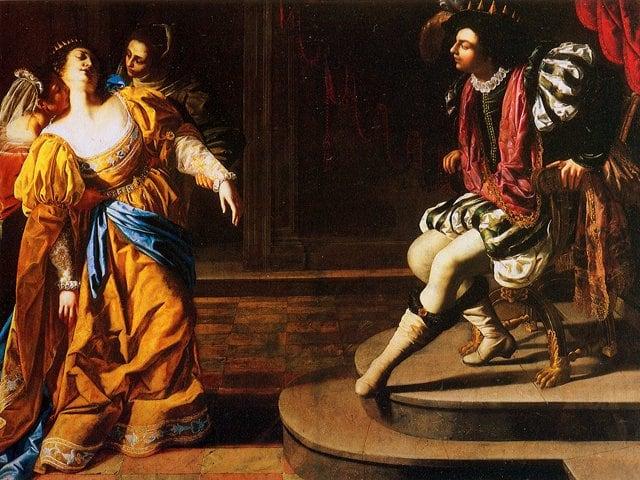 Artemisia Gentileschi-3 opere associate a 3 brani hip-hop-4