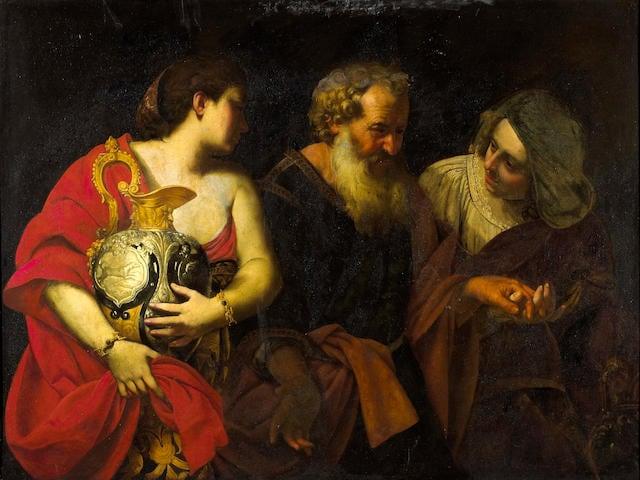 Artemisia Gentileschi-3 opere associate a 3 brani hip-hop-5