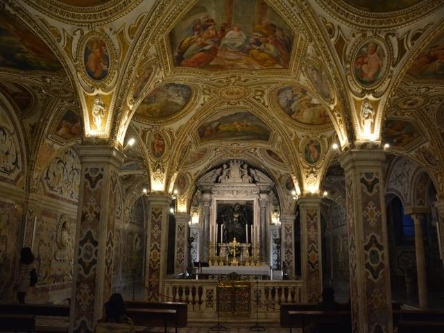 Cattedrale di Salerno principale luogo di culto della provincia campana-1