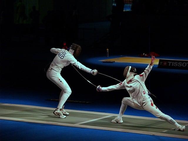 La Scherma uno sport molto salutare ma poco praticato a livello amatoriale-1