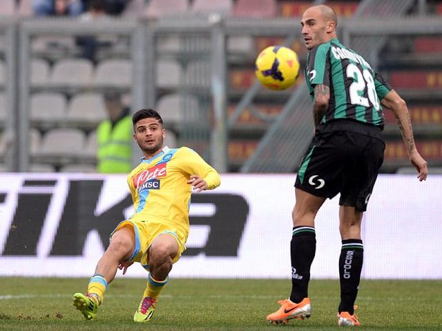 Lorenzo Insigne parla nella conferenza stampa pre partita Lipsia vs Napoli-1