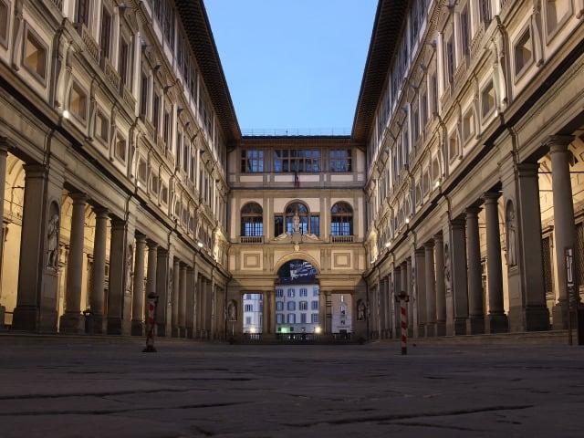 Nuove sale dedicate al Caravaggio, aperte ieri, agli Uffizi di Firenze-1