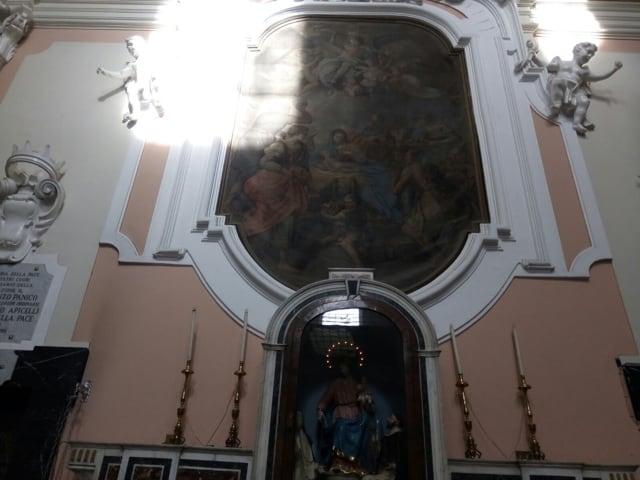 Prestigiose opere di maestri sconosciuti nelle chiese di Giugliano in Campania -photo-3
