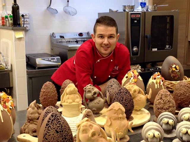 Rimini ha incoronato Maurizio Frau miglior maitre chocolatier italiano-1