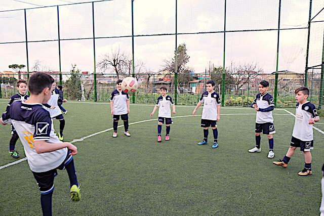 scuole calcio -comprensorio arzanese