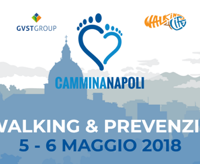Fitwalking4life CamminaNAPOLI