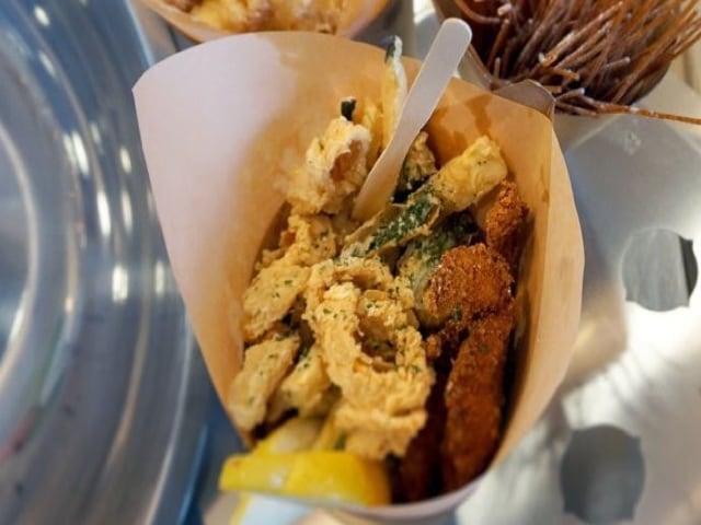 Il Cuoppo, street food napoletano Cibo povero ma buono-1