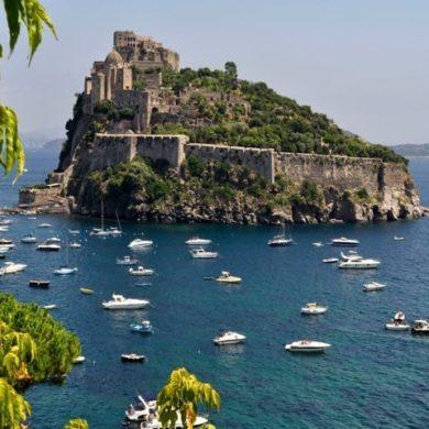 Origini dell'isola Verde, prima colonia della Magna Grecia fondata nel 775 a.C.-1