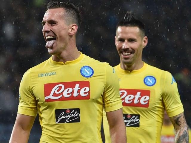Serie A Juve al settimo cielo, rammarico Napoli, azzurri corsari a Genova sponda Samp, riflettono sugli errori di Firenze-1