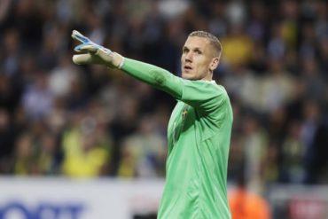 Calcio Napoli ancora irrisolto il rebus portiere, ora spunta il nome di Olsen estremo difensore del Copenaghen-1