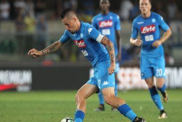 Champions League 2018:19 Napoli in seconda fascia, essendo al 19esimo posto nel Ranking Uefa-1