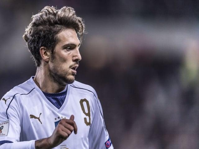 Finalmente Verdi sposa il progetto Napoli, lo stesso calciatore dà l'annuncio in diretta Tv, nel post partita dell'Italia-1