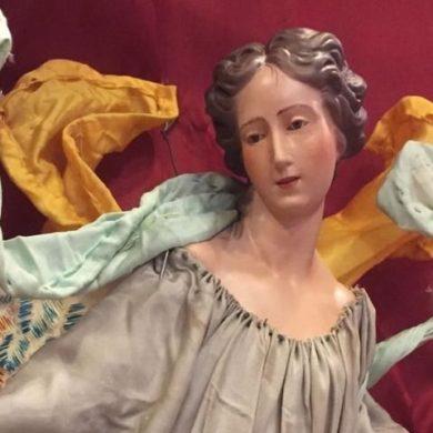 Giuseppe Antonio De Gori celebre figurinaio del presepe napoletano, discepolo dello scultore Giuseppe Sanmartino-7