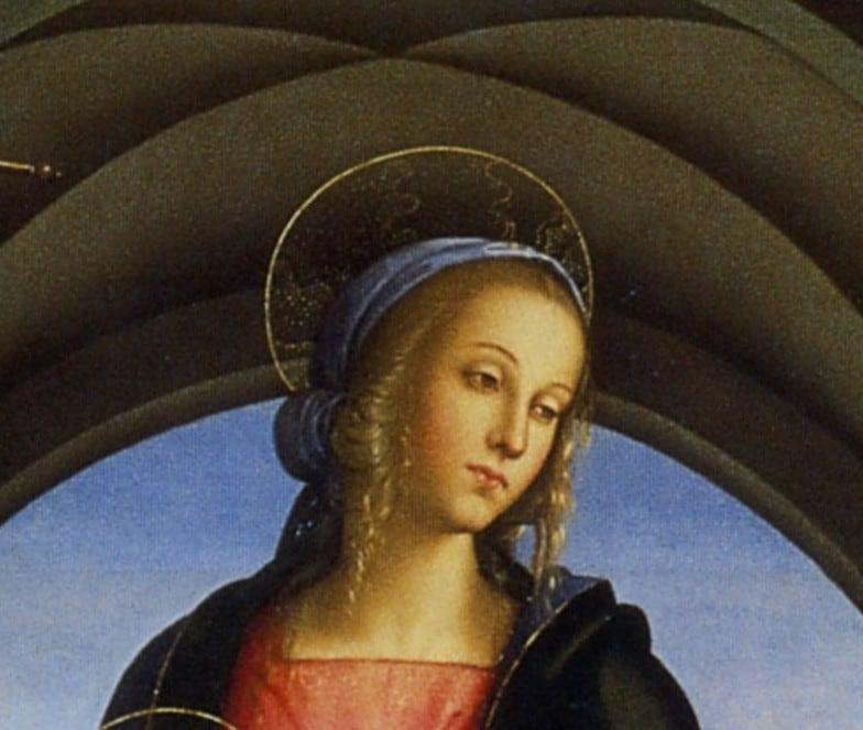 I più bei volti della Vergine Maria secondo gli artisti di tutti i ...