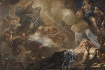 Luca Giordano, illustre pittore napoletano messosi in luce nel periodo barocco italiano-4