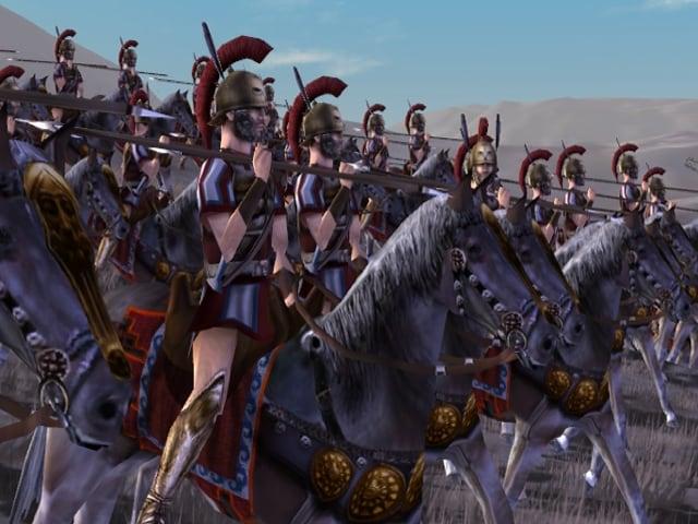 Cavalleria campana mercenaria