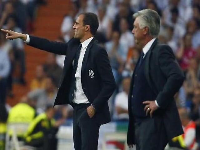 Allegri è preoccupato del Napoli di Ancelotti, tecnico esperto e vincente