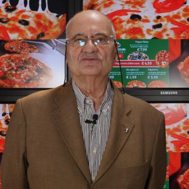 Faccia a faccia con Antonio Pace - associazione verace pizza napoletana