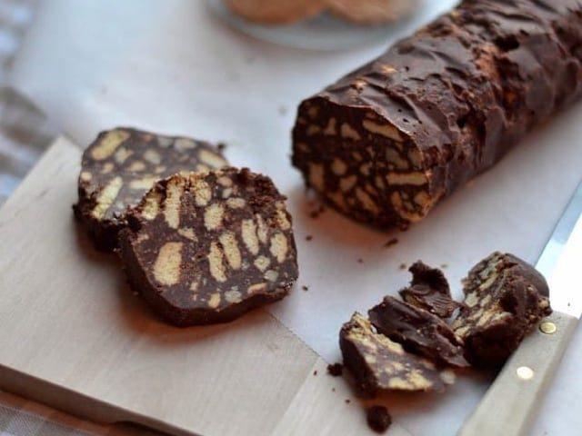 Il salame di cioccolato napoletano, una delizia che ha conquistato tutti i palati