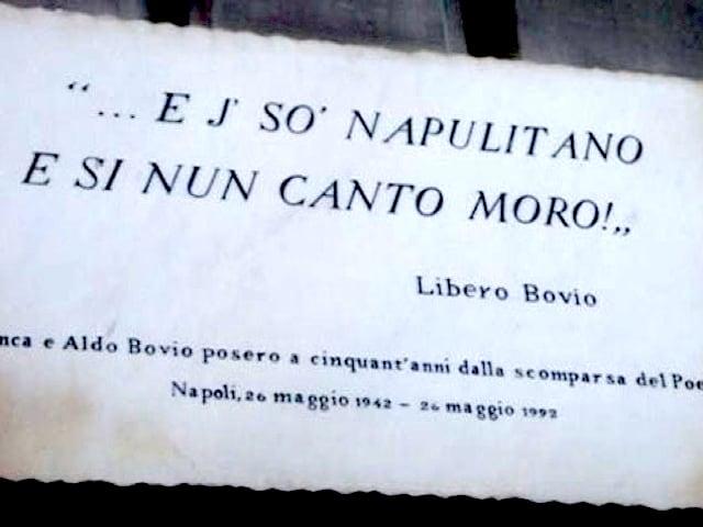 La canzone napoletana rappresenta l'espressione dell'essenza di un popolo che annovera grandi artisti