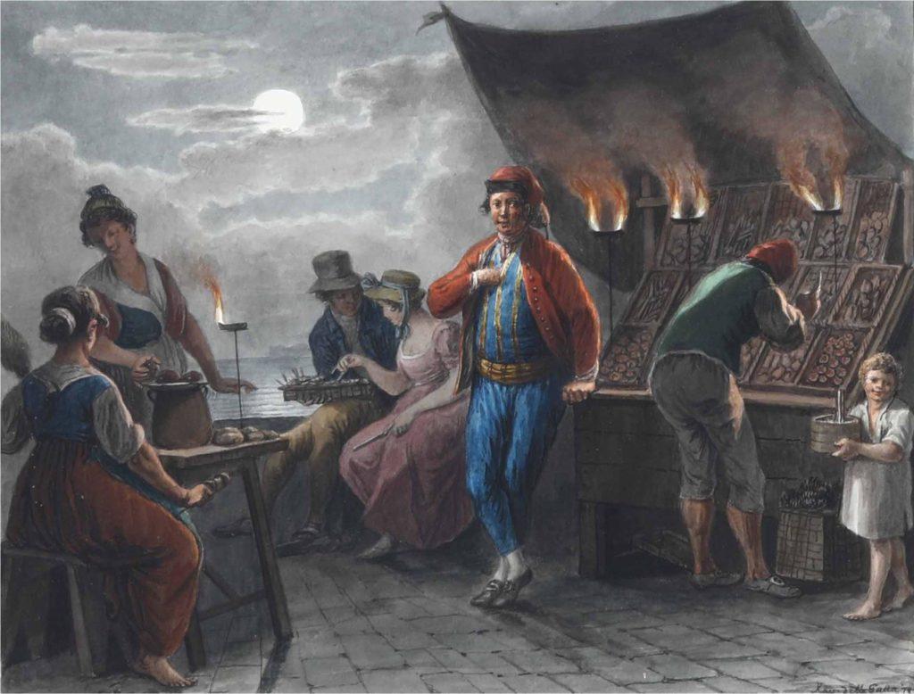 Lo Street Food, una pratica, già esistente a Napoli, fin dall'Ottocento-2