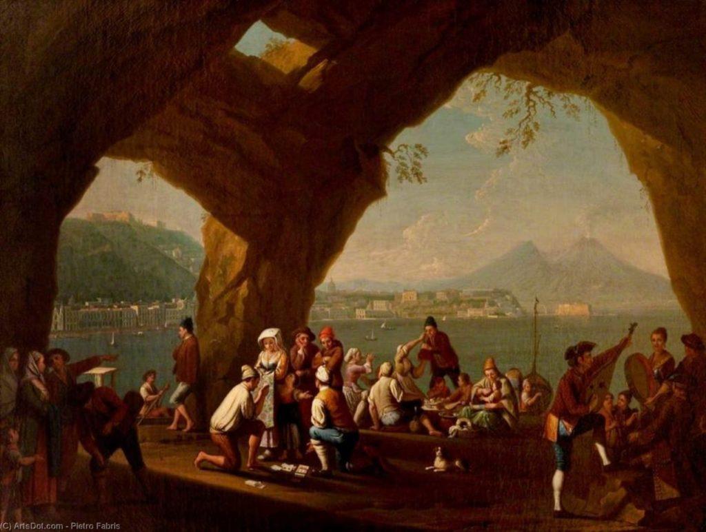 Pietro Fabris, pittore napoletano del Settecento -2