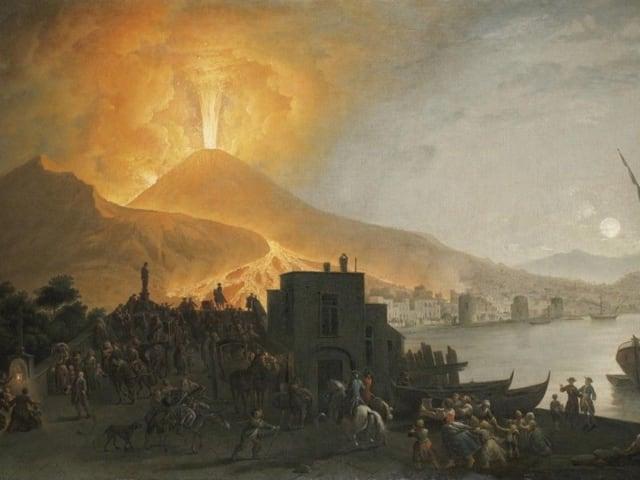 Pietro Fabris, pittore napoletano del Settecento