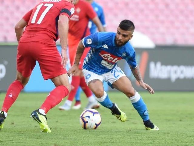 il Napoli torna alla vittoria, battendo la Viola
