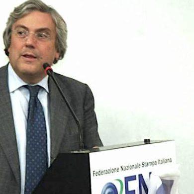 Carlo Verna presenta a Roma le nuove linee guida del nuovo Ordine del Giornalismo