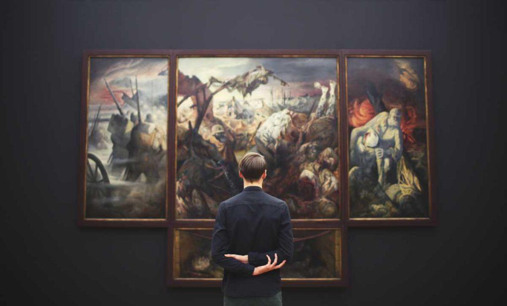Arriva l'Art therapy in Canada i medici possono prescrivere visite gratis ai musei come forma di terapia-2