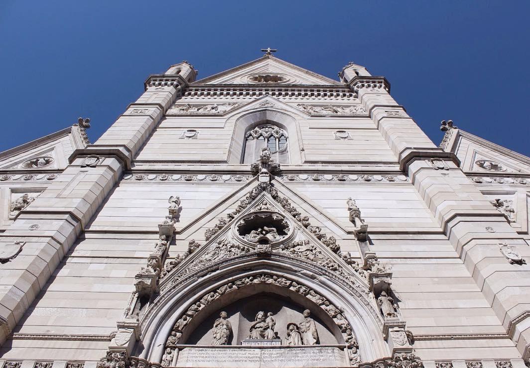 La terrazza del Duomo di Napoli sarà aperta al pubblico nel giorno di Natale-1