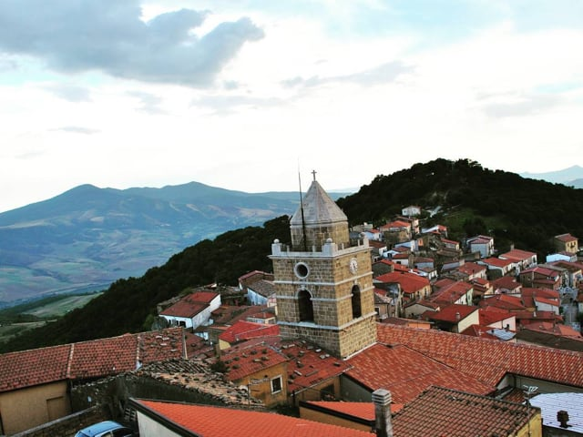 Monteverde, piccolo comune in provincia di Avellino, insignito del titolo di capitale europea dei beni culturali-1