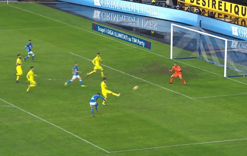 Napoli - Chievo 0-0, azzurri deludenti ma sfortunati, la Juve gongola-2