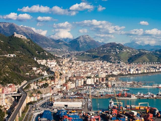 Otto Comuni campani in concorso per il titolo di capitale italiana della cultura 2020-1
