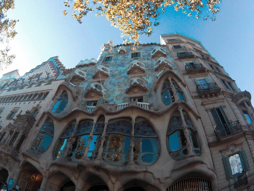 Un fine settimana a Barcellona alla scoperta di innumerevoli bellezze-1
