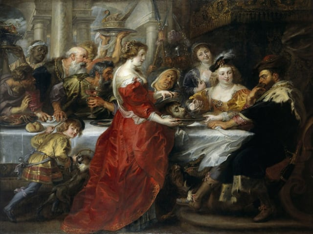 Dal 6 dicembre, a Palazzo Zevallos Stigliano di Napoli, una mostra su Rubens, Van Dyck e Ribera-1