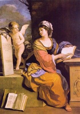 La Sibilla Cumana leggenda e mito della sacerdotessa di Cuma-3