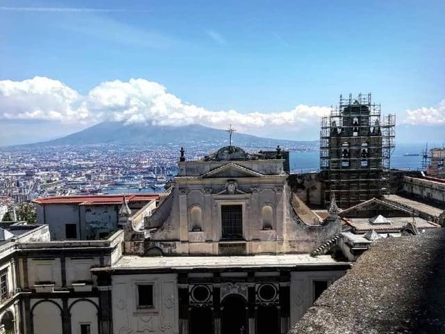 Napoli, riaperta dopo 40 anni la Chiesa delle Donne a San Martino, restituita alla città una struttura che è un vero gioiello