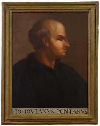 Accademia Pontaniana di Napoli, la più antica d'Italia, nata probabilmente ne 1443-2