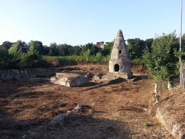 Il Mausoleo di Quarto, Napoli, noto anche come la Fescina diventa percorso Unesco-1