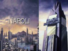 Il cartoon di Adriano Celentano celebra la Mafia International di Napoli-1