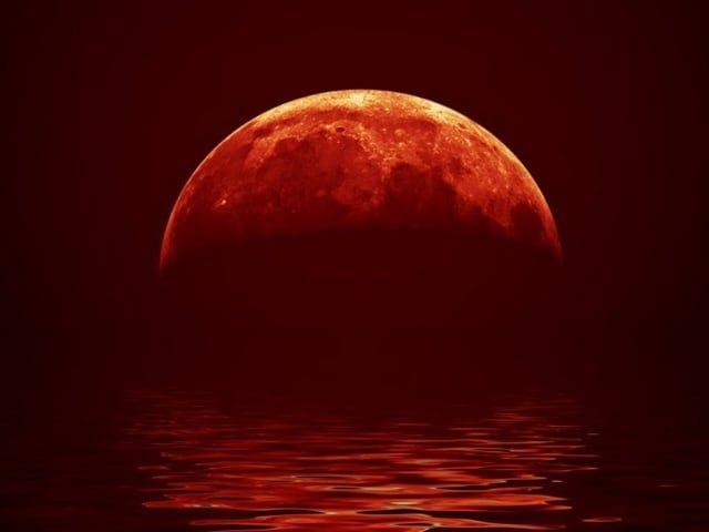 La notte della Superluna di sangue, il prossimo lunedì 21 gennaio