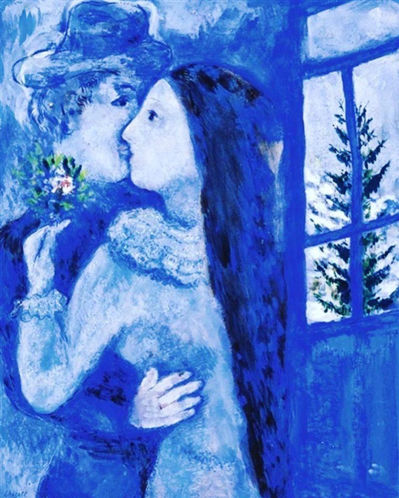 Mostra del pittore russo Marc Chagall dal 15 febbraio al 30 giugno 2019 a Napoli, Basilica di Pietrasanta-3