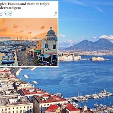 Napoli città più bella d'Italia secondo il quotidiano britannico The Telegraph-1