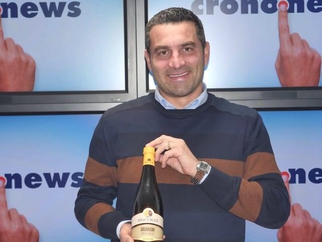 Vito Pagnotta, di Serrocroce, brand di birra artigianale dell'Alta Irpinia-3
