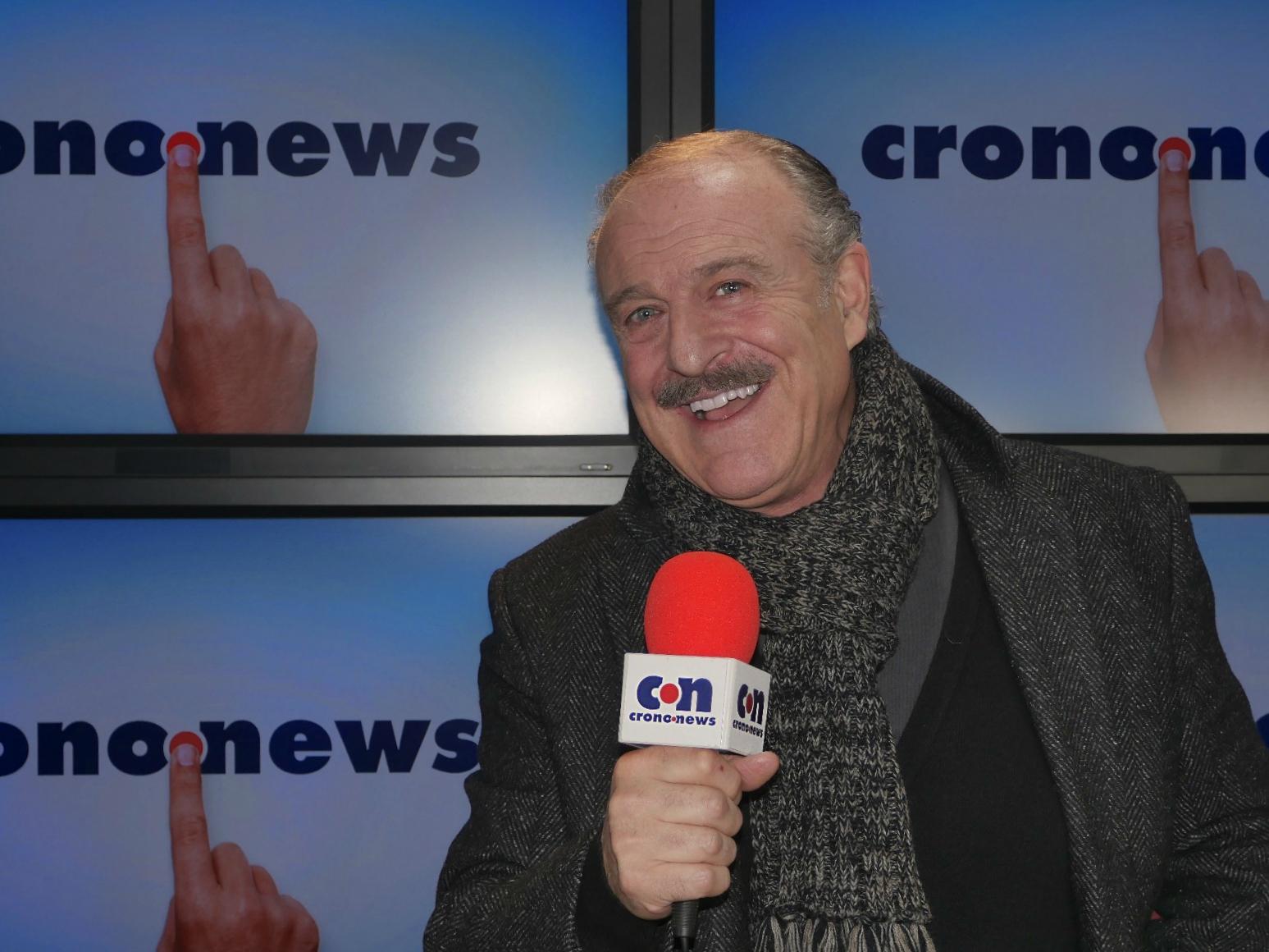 Augusto De Luca il famoso fotografo napoletano si racconta ai microfoni di Crono.News